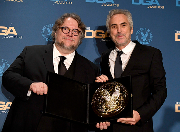 Recap: 71st Annual DGA Awards names Alfonso Cuaron, Best