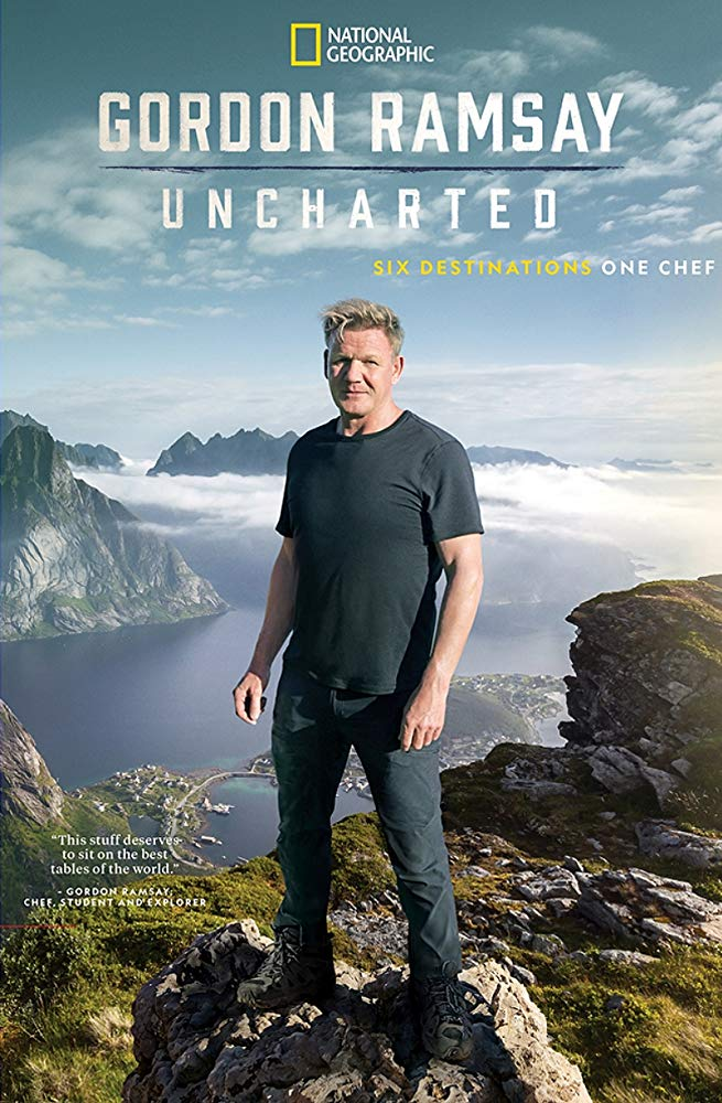 TCA'19: GORDON RAMSAY UNCHARTED Brings The Master Chef New