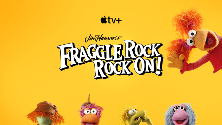 Orders Fraggle Rock Reboot To Series!