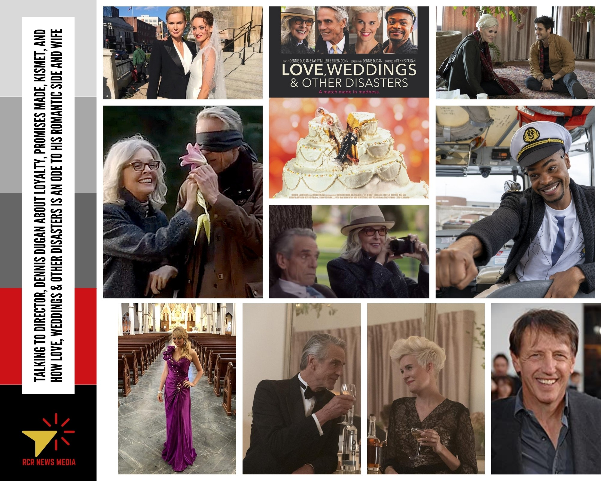 Talking To Director Dennis Dugan About Loyalty Promises Made Kismet And How Love Weddings Other Disasters Is An Ode To His Romantic Side And Wife Review Interview Trailer Rcr News