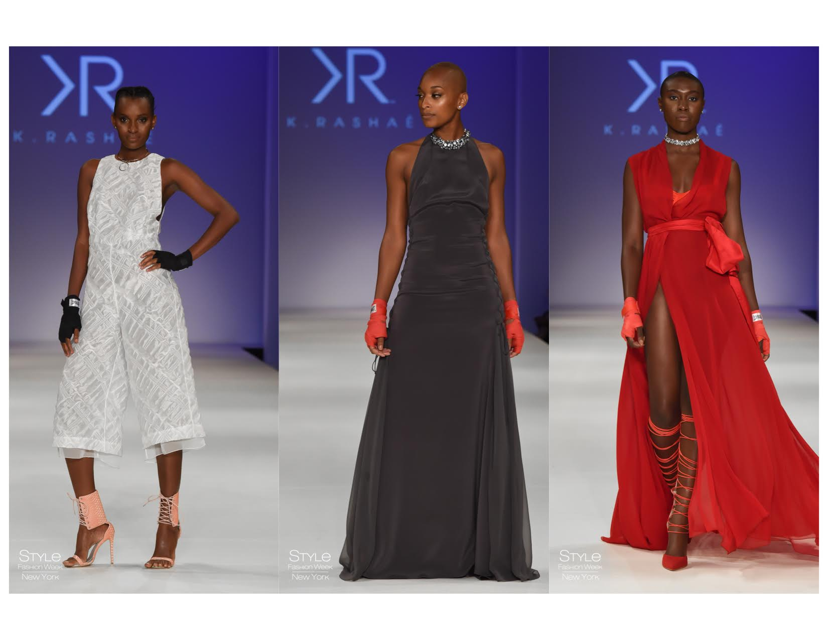 K Rashae Embo S Women Empowerment At New York Fashion