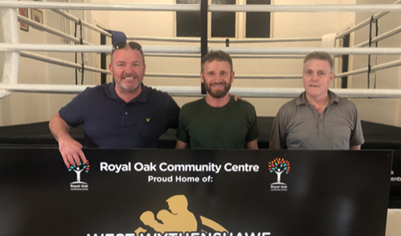 Red-CCTV-boxing-club-donation