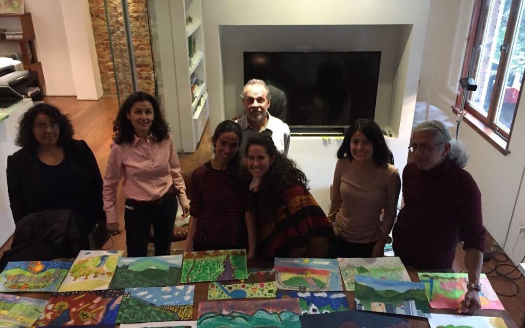 """¡El VII Concurso De Pintura Infantil """"Somos Cerros"""" ya tiene finalistas!"""