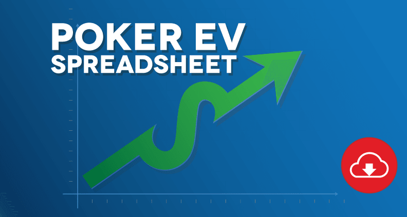 Free Poker EV Spreadsheet | Red Chip Poker