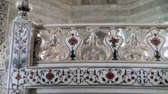 Detail of jali.