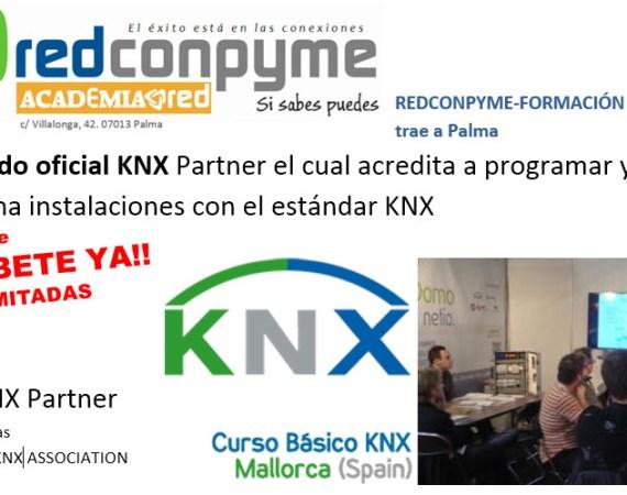curso KNX PARTNER Palma