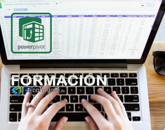 Curso PowerPivot y PowerQuery con Excel inscríbete convocatorias 2019 para empresas y profesionales especializados