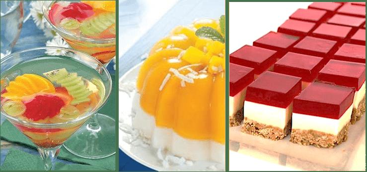 gourmet menus y bufets