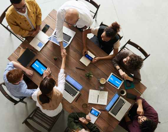meeting company habilidades