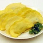 Egg Dumplings, Comforting Food
