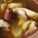 Not Your Grandmother's Chicken Soup