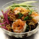 ZhaJiang Mian Alternative: Shrimp Sauce
