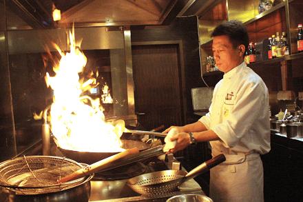 Chef Alan Yang