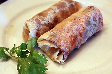 Fujian Spring Roll (福建潤餅)