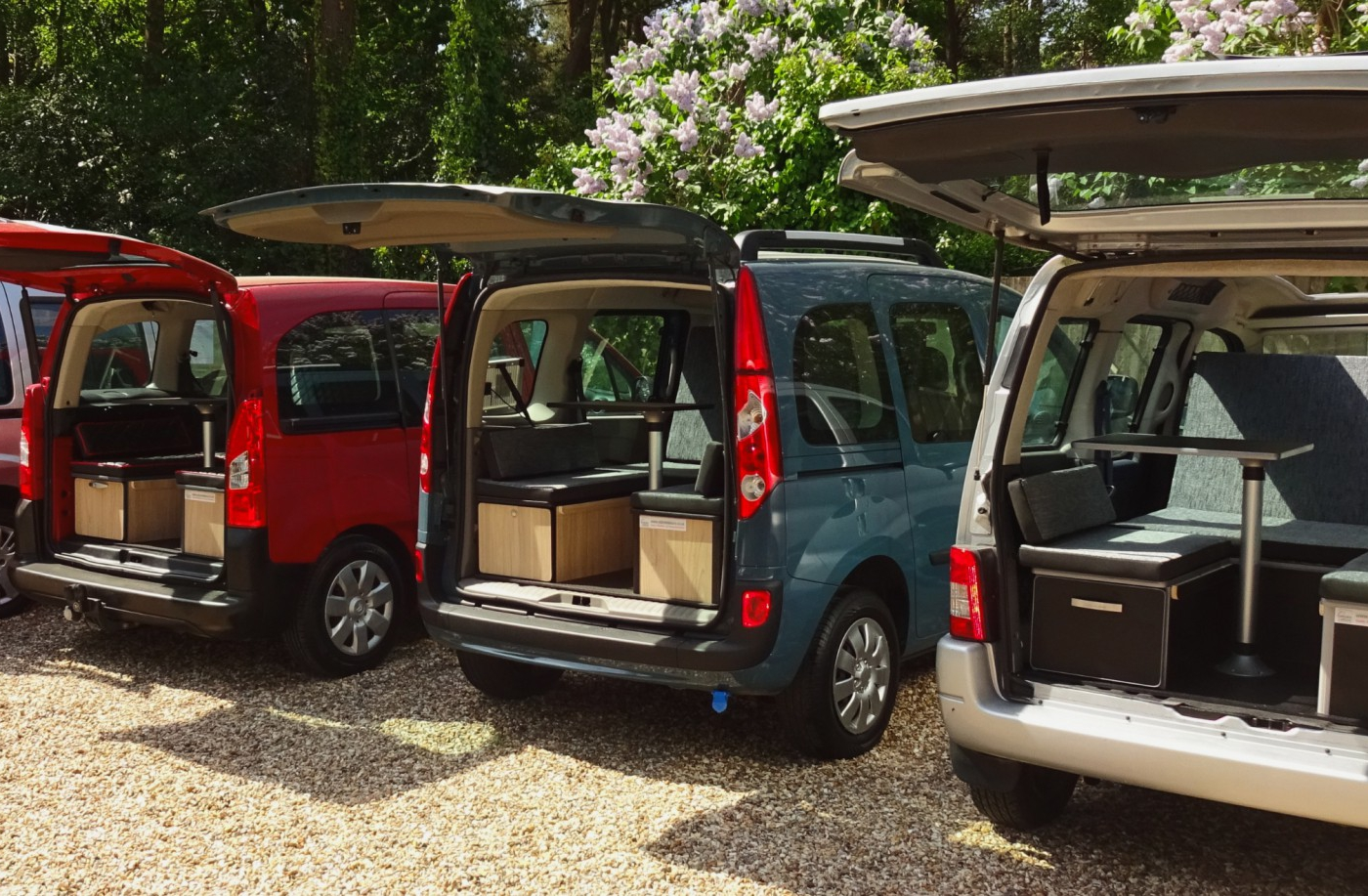 Redcote Leisure Micro Campers