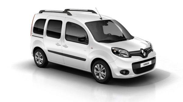 Renault Kangoo - Camper Compatible