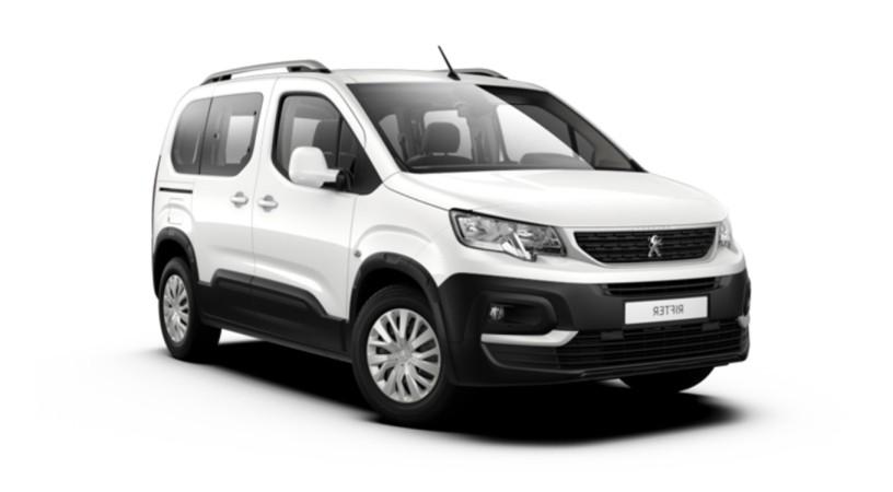 Peugeot Rifter - Camper Compatible