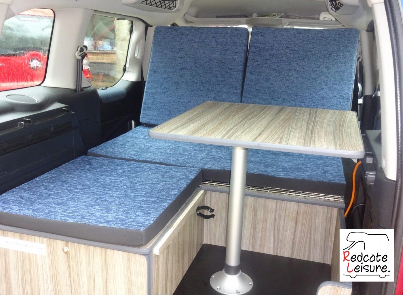 Vario Camper Conversion 00036