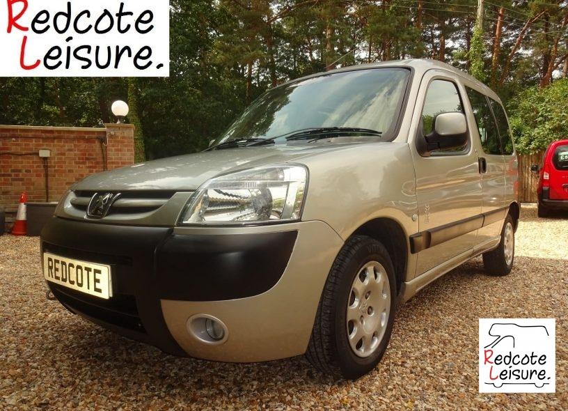 2005 Peugeot Partner Totem Micro Camper -1