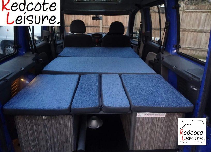 2006 Fiat Doblo Dynamic High Top Micro Camper -10