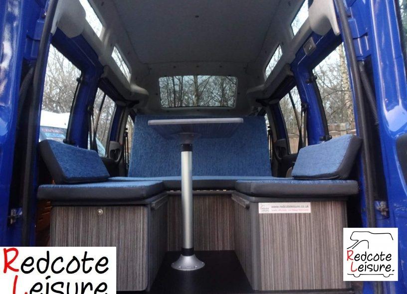 2006 Fiat Doblo Dynamic High Top Micro Camper -11
