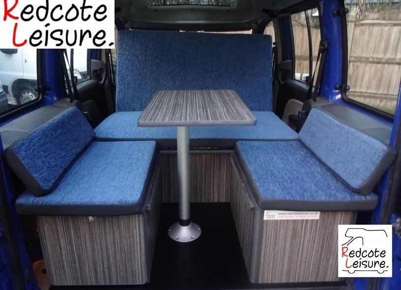 2006 Fiat Doblo Dynamic High Top Micro Camper -7