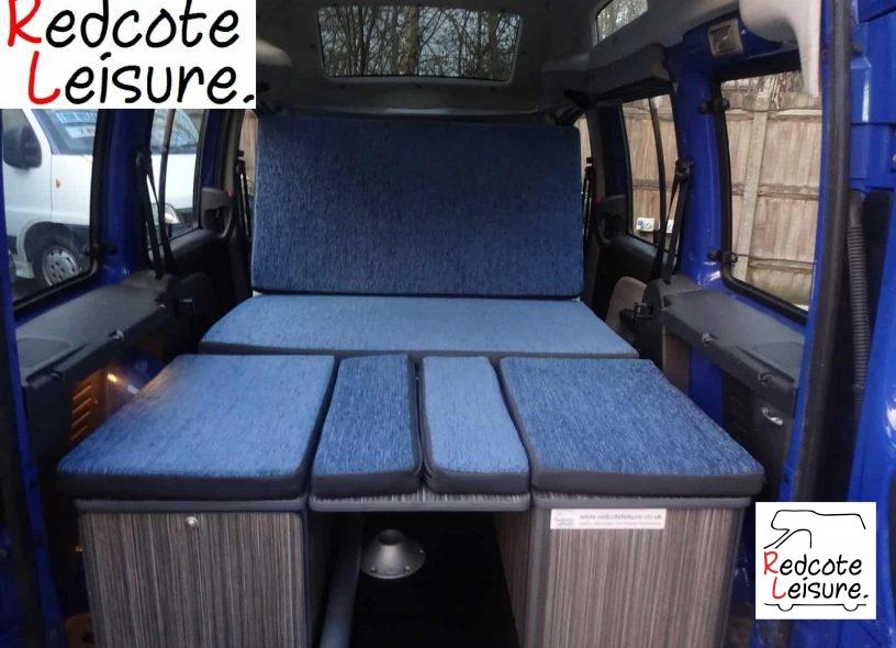 2006 Fiat Doblo Dynamic High Top Micro Camper -9