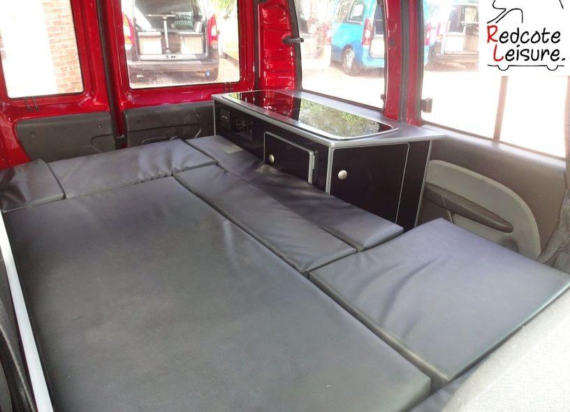 2007 Fiat Doblo Dynamic High-top Micro Camper -12