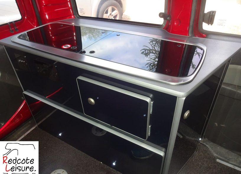 2007 Fiat Doblo Dynamic High-top Micro Camper -13