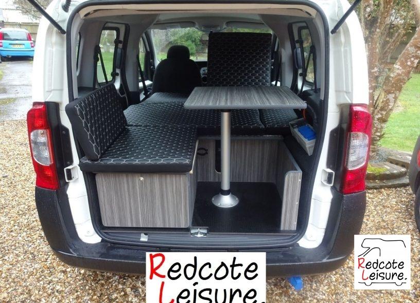2010 Fiat Qubo Active Micro Camper -18