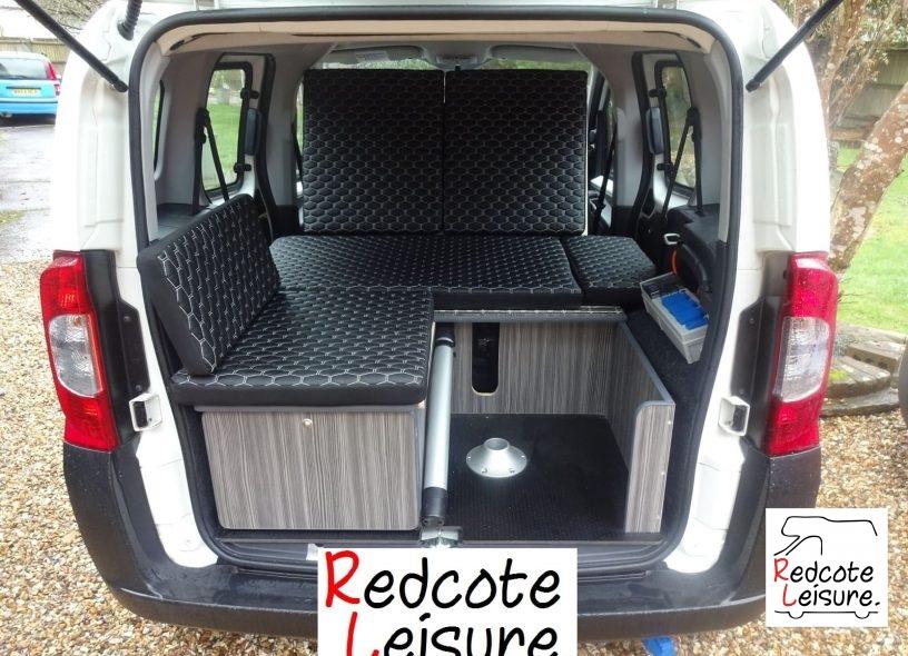 2010 Fiat Qubo Active Micro Camper -19
