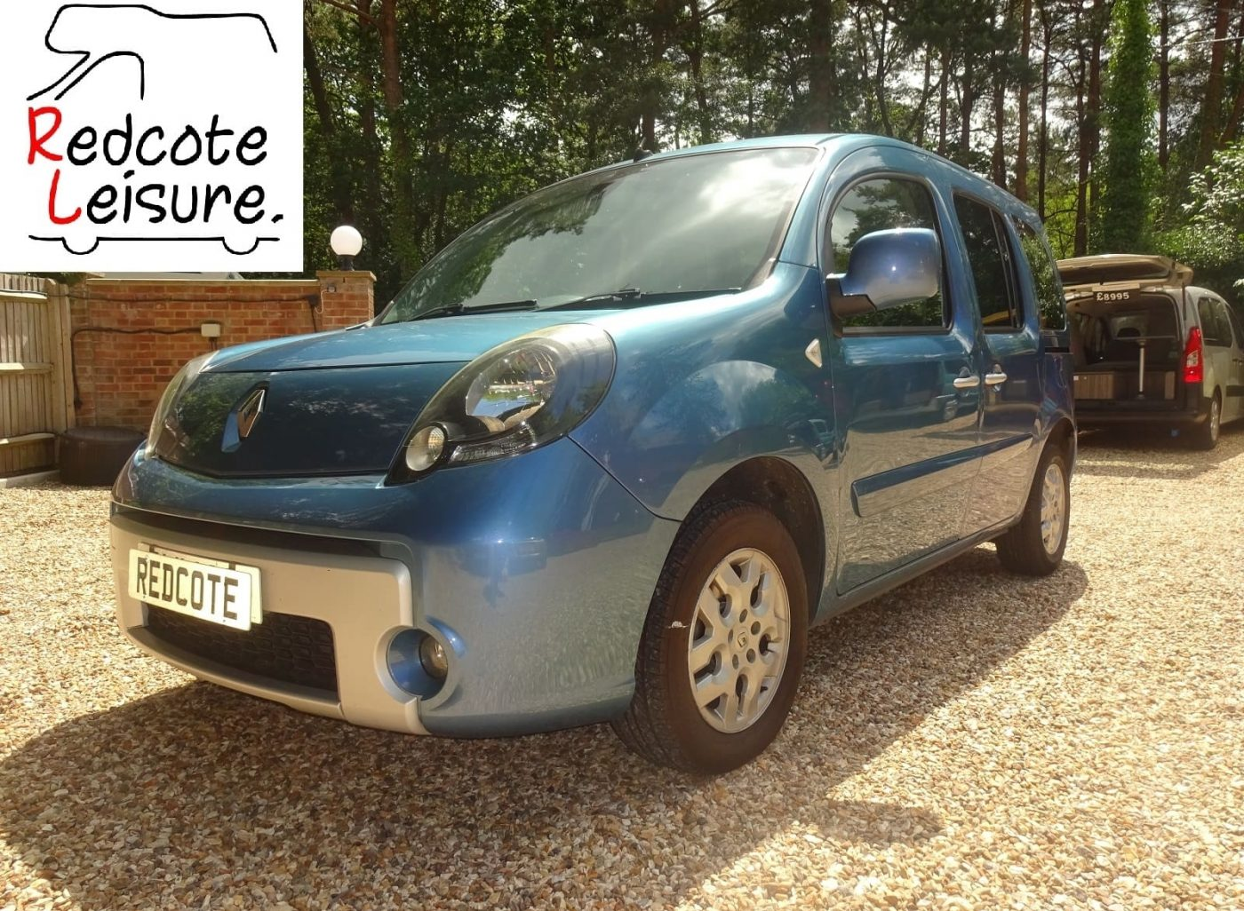 2011 Renault Kangoo Dynamique Micro Camper -1