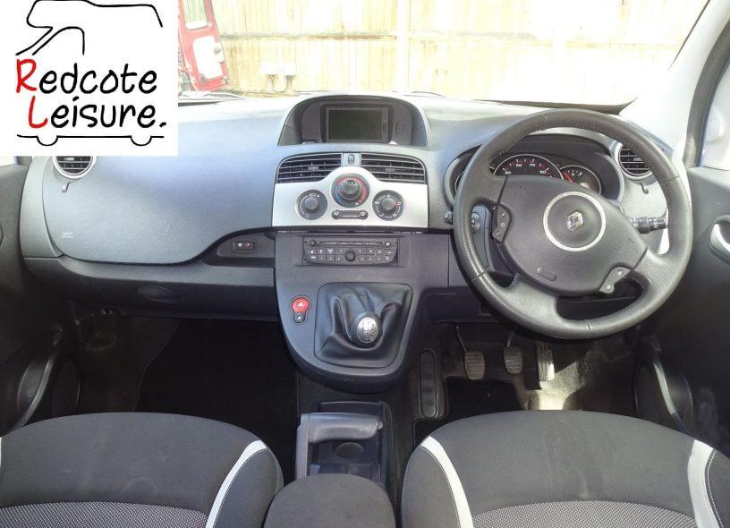 2011 Renault Kangoo Dynamique Micro Camper -11