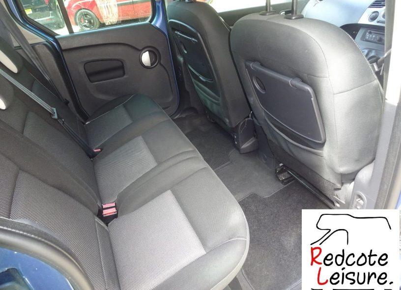 2011 Renault Kangoo Dynamique Micro Camper -12