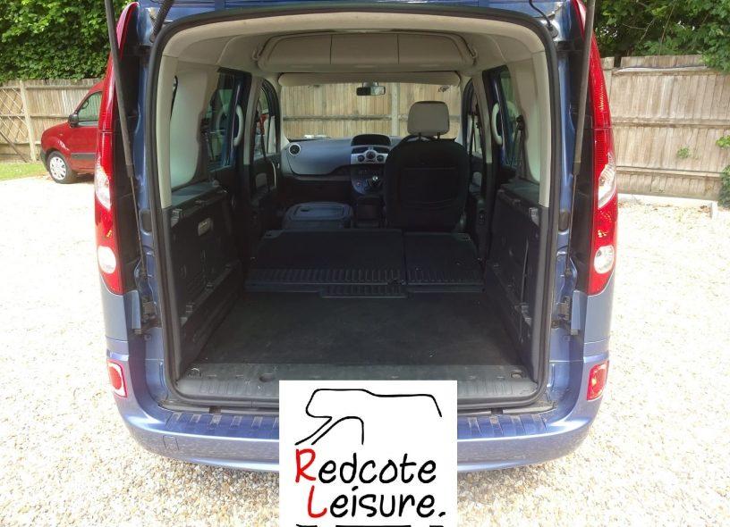 2011 Renault Kangoo Dynamique Micro Camper -17