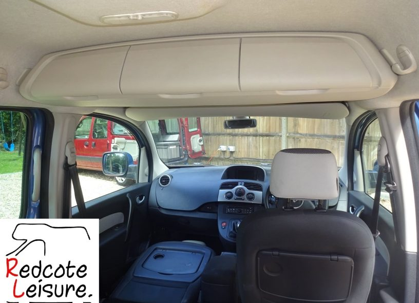 2011 Renault Kangoo Dynamique Micro Camper -18