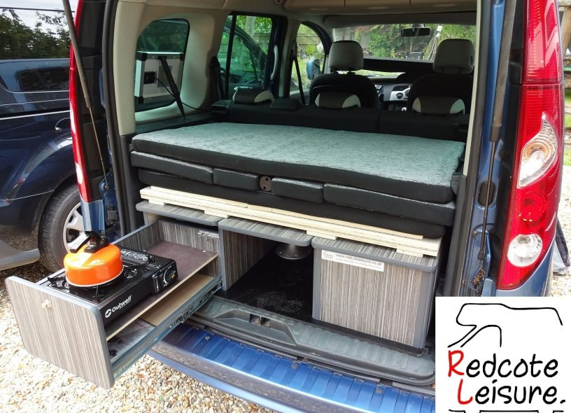 2011 Renault Kangoo Dynamique Micro Camper -25