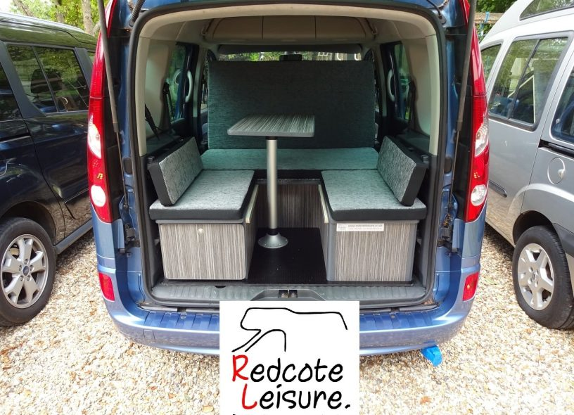 2011 Renault Kangoo Dynamique Micro Camper -29