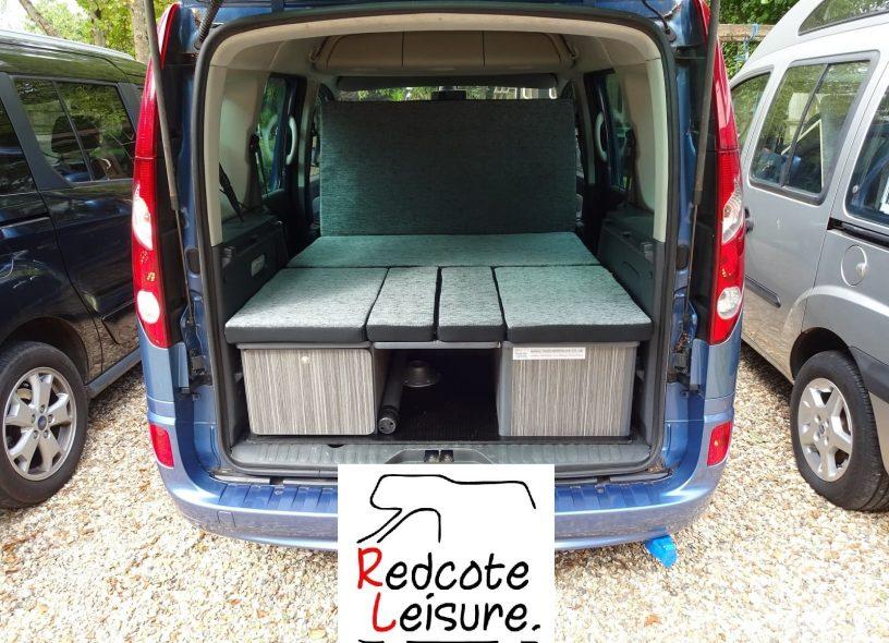 2011 Renault Kangoo Dynamique Micro Camper -31