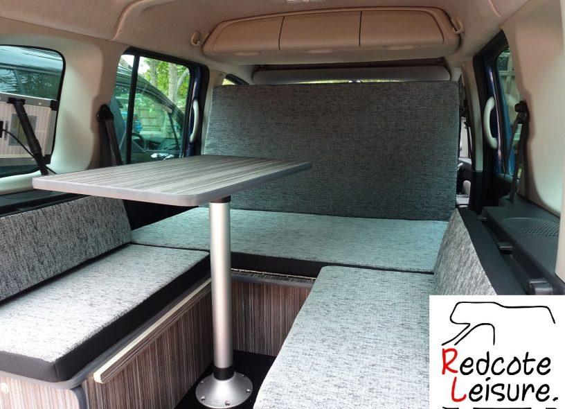 2011 Renault Kangoo Dynamique Micro Camper -34