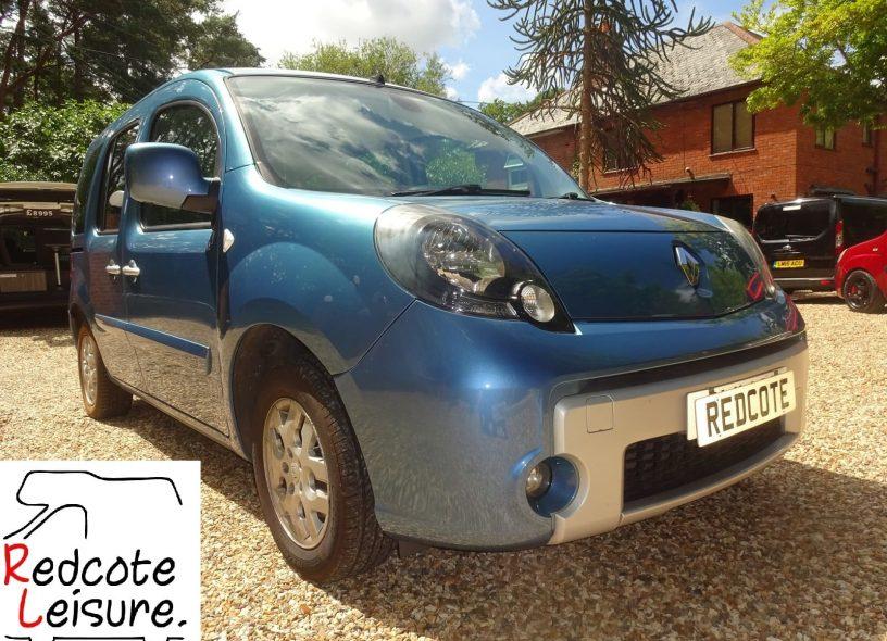 2011 Renault Kangoo Dynamique Micro Camper -5