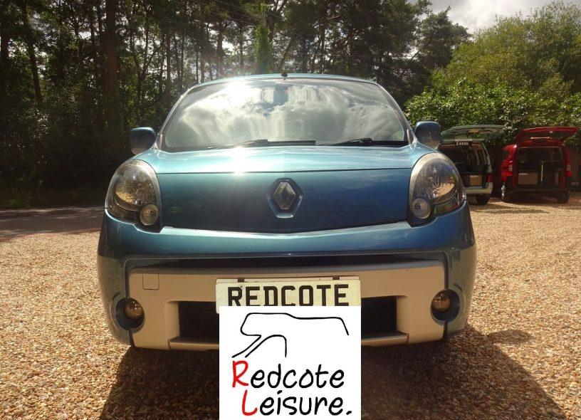 2011 Renault Kangoo Dynamique Micro Camper -6