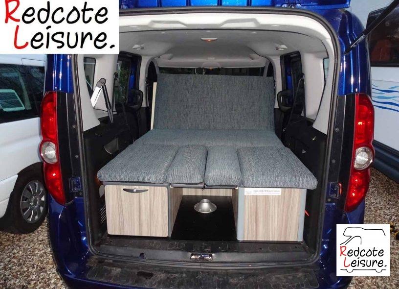 2012 Fiat Doblo Mylife Micro Camper -14