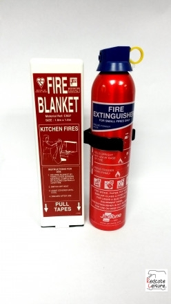 Home & Leisure Fire Safety Pack 1