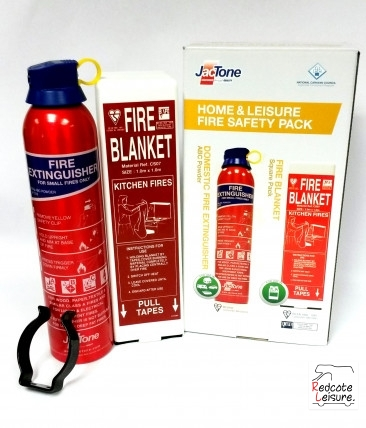 Home & Leisure Fire Safety Pack 2