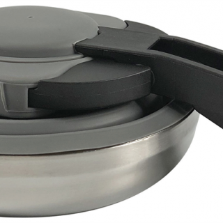 collapsible kettle flat