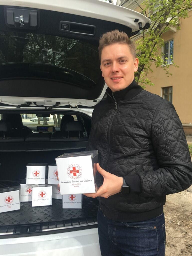 Коробочки для пожертвований