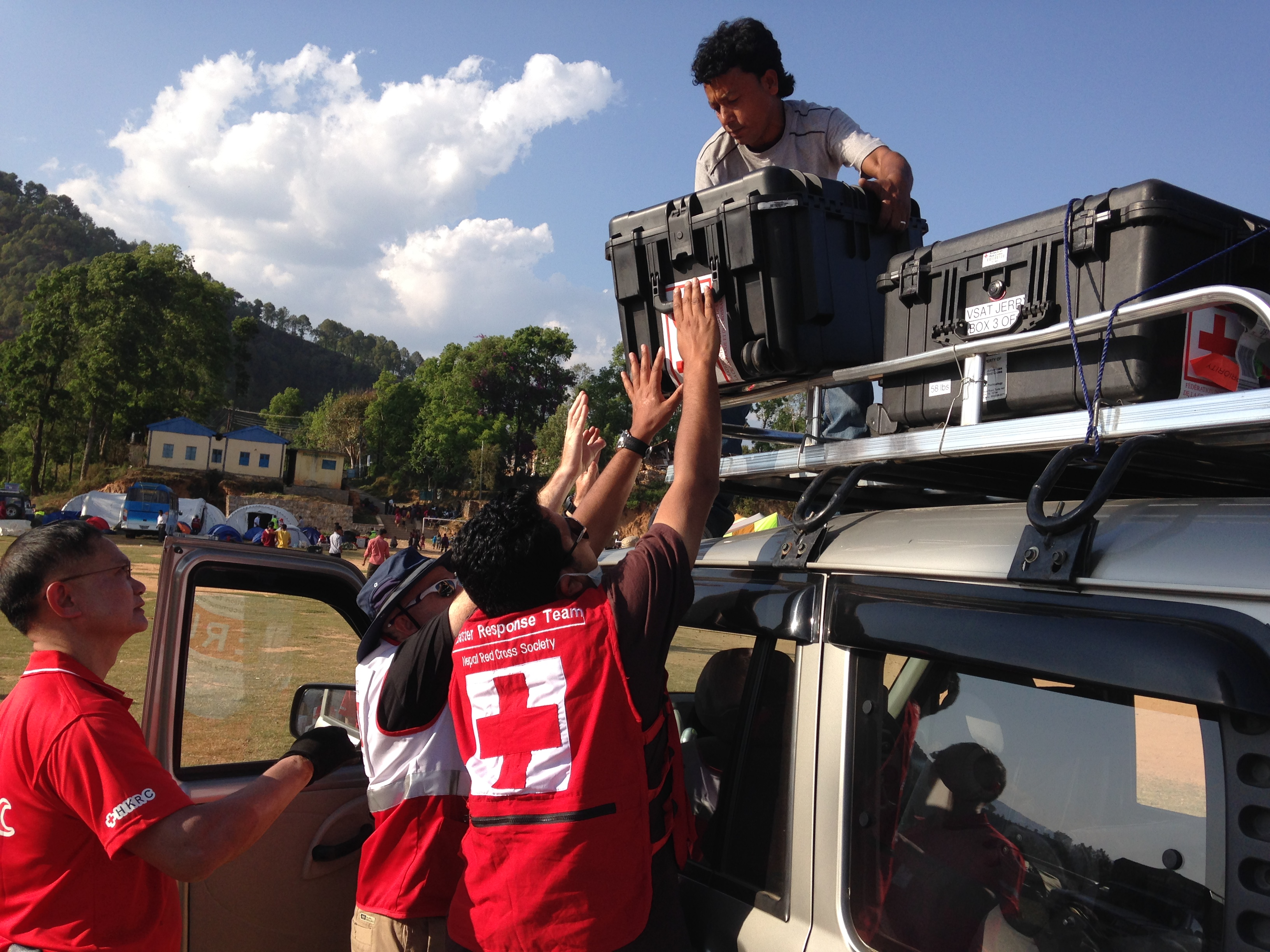 American Red Cross Rescue