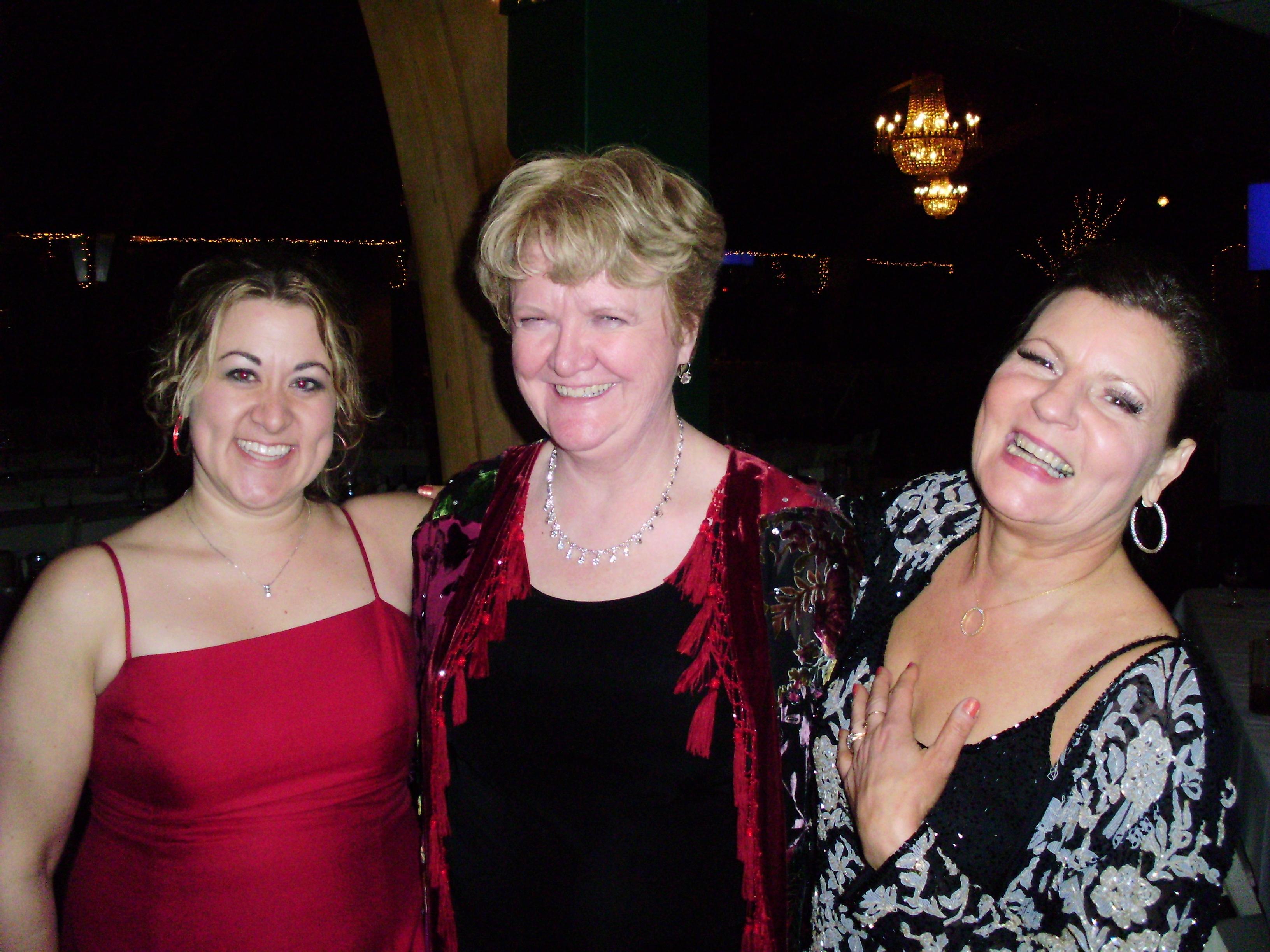 Jody, Mauree, and Janet