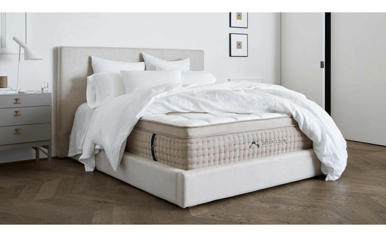 DreamCloud Mattress – Wood Bed Platforms